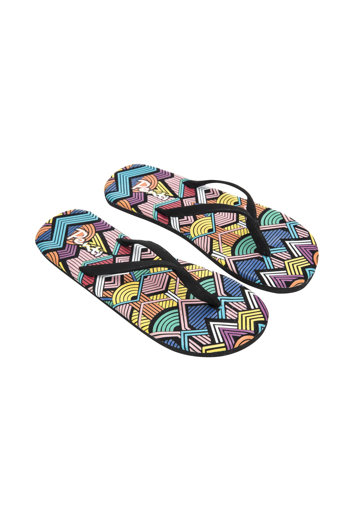 Africa Suede Sandals