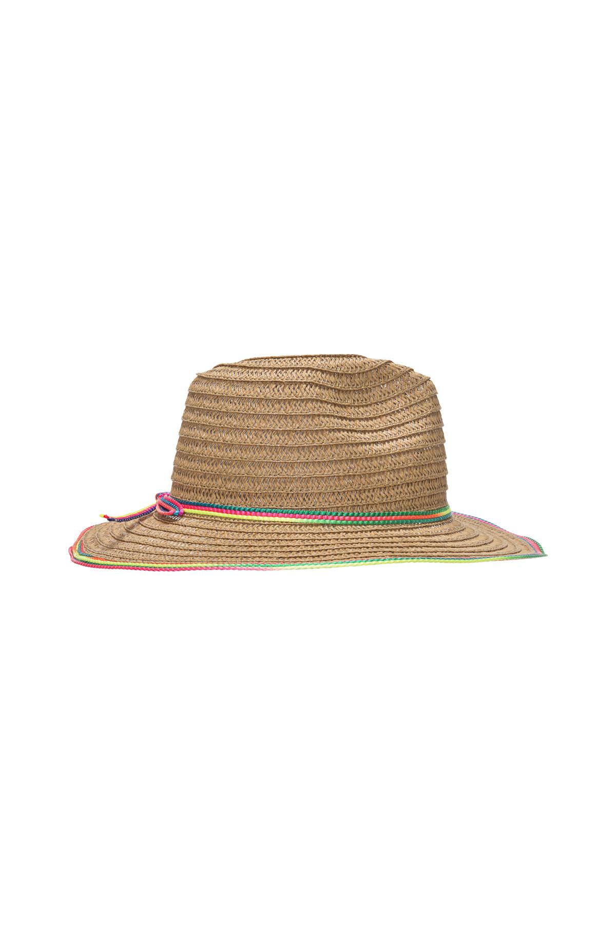 Girls Neon Hat